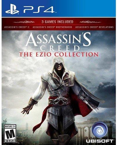 Ubisoft Assassin's Creed Ezio Collection PS4