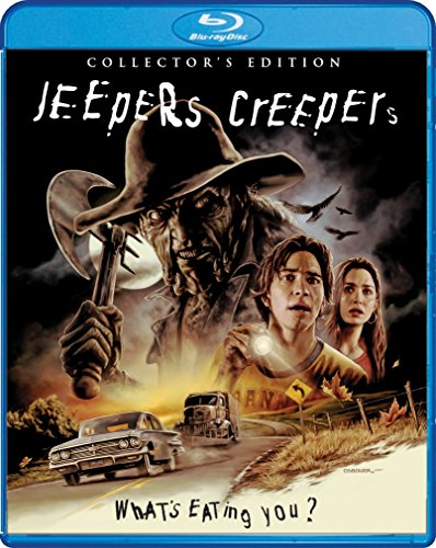 JEEPERS CREEPERS (COLLECTOR'S EDITION) - JEEPERS CREEPERS (COLLECTOR'S EDITION) (2 Blu-ray)