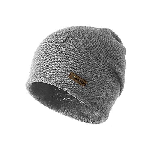 Naturehike Inverno Cappello di Lana a Maglia Esterna Spesso Caps Hot  Cappelli NH17M020-Z 29aad2f4fe61