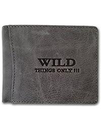 Bag Street Portefeuille pour homme WILD en cuir