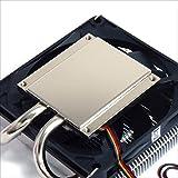 Scythe Kodati Procesador Enfriador - Ventilador de PC (Procesador, Enfriador, Socket AM2, Socket AM3, Socket AM3, Socket AM3+, Socket FM1, Socket FM2, Socket FM2+, 8 cm, 800 RPM, 3300 RPM)