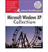[ MICROSOFT WINDOWS XP VISUAL QUICKPROJECT GUIDE COLLECTION BY RIZZO, JOHN](AUTHOR)PAPERBACK