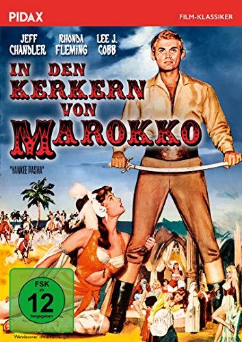 In den Kerkern von Marokko (Yankee Pasha) / Farbenprächtiger Abenteuerfilm mit Starbesetzung (Pidax Film-Klassiker)