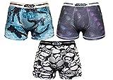 Star Wars Herren Boxershort Gr. Small, Mehrfarbig