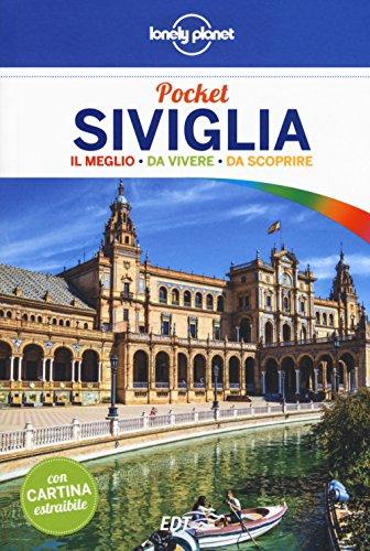 Siviglia. Con carta estraibile (Guide EDT/Lonely Planet. Pocket) por Margot Molina