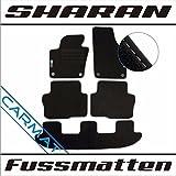 TEXER CARMAT Fussmatten mit LOGO WW/SH7Y10/L/B
