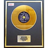 Limited Edition Cd Display The Notorious B.I.G/Mini Metal Gold Disc/Edición Limitada/