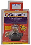 Gas Safe Metal Leak Detector (Brown)
