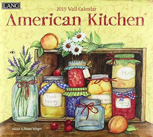 American Kitchen 2019 Calendar