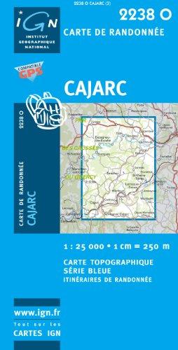 Cajarc - 1/25 000