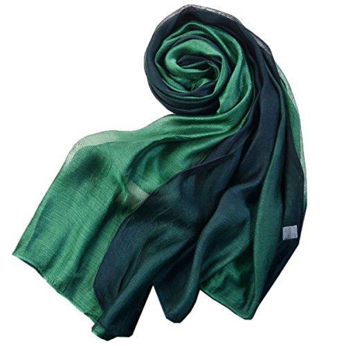 Collection-schal Aus Seide (SNUG STAR Baumwolle Seidenschal Elegante Weiche Wraps Farbton Schals für Frauen)