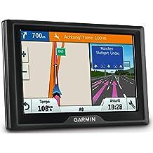 Garmin Drive 40 CE LMT - Navegador GPS con mapas de por Vida y tráfico en Directo(Pantalla de 4in, Mapa Centro Europa) (Reacondicionado)