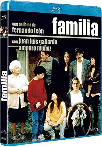Preisvergleich Produktbild Familia (Blu-Ray) (Import) (2014) Juan Luis Galiardo; Amparo Muñoz; Agata Ly
