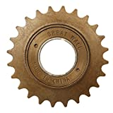 TENGGO Bikight 16T/20T/22T/24T Fahrrad Fahrrad Einzel Gang Freilauf Schwungrad Ritzel Parts-22