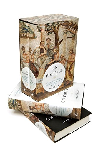 On Politics: A History of Political Thought from Herodotus to the Present (2 Vol. Set) por Alan Ryan
