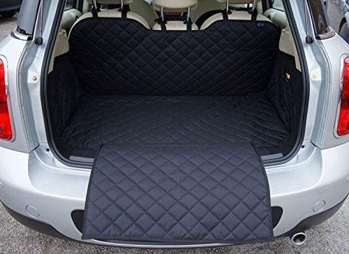 Preisvergleich Produktbild Gesteppte Wasserdichte Kofferraumwanne (Marineblau) to Fit: Mini Countryman ALL4(2010-present) Fahrzeuge