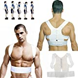#3: Race Course Othopedic Correction Men Posture Corrector Straight Shoulder Lumbar Support Corset M