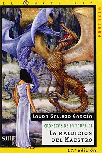 La maldición del maestro (El navegante) por Laura Gallego García