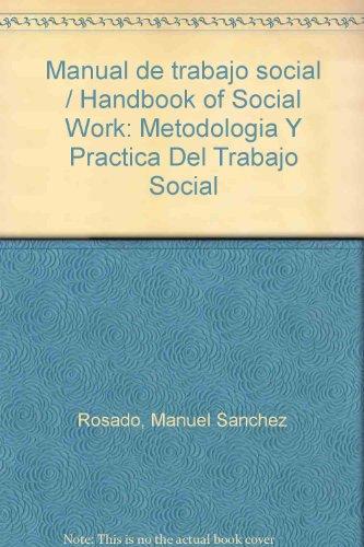 Manual De Trabajo Social Metodologia