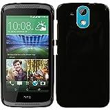 HTC Desire 526G Dual Sim TPU Gel Case - Schwarz Silikon Tpu