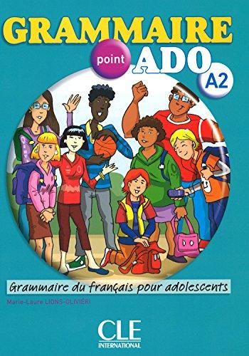 Gratuit Grammaire Point Ado Niveau A2 Livre Cd Livre
