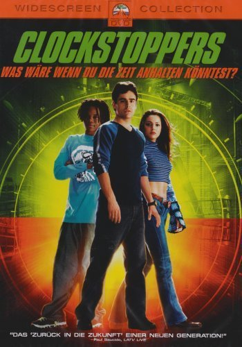 Clockstoppers [Verleihversion]