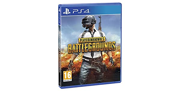 Buy PUBG - PLAYERUNKNOWN'S BATTLEGROUNDS (PS4)- Playstation