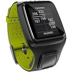 TomTom Golfer Special Edition Orologio GPS per il Golf, Nero