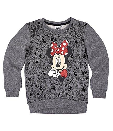 Disney Minnie Chicas Sudadera - Gris