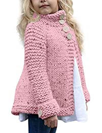 LLQ Baby Girl Clothes Toddler Sweater Boy Christmas Cardigan Winter Jacket Kid Coat