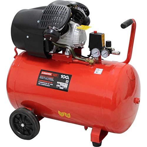 Compresor de Aire 2 Cilindros 2,2KW 100L