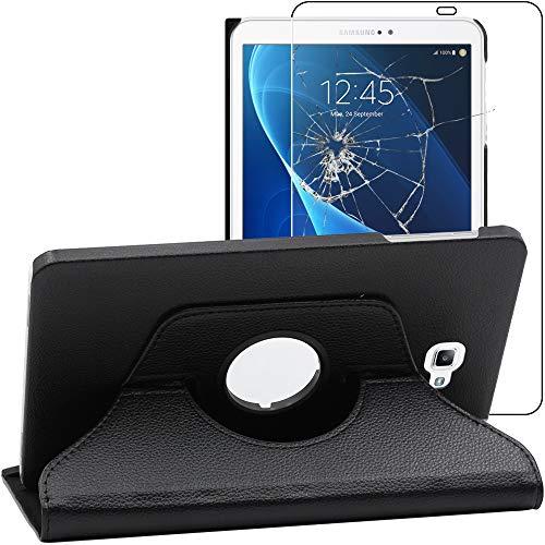 vetro temperato tablet samsung galaxy tab a 6 ebestStar - Compatibile Cover Samsung Galaxy Tab A6 A 10.1 (2018