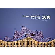 Elbphilharmonie 2018: Wandkalender