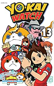 Yo-Kai Watch Edition simple Tome 13