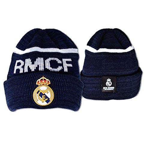 Gorro de invierno del Real Madrid C.F.