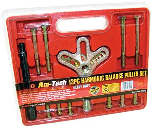 Pro 12Harmonische Schwungrad Balance Abzieher Set Riemenscheibe Gear Balancer Kurbel Schaft. - Heavy Duty Gear Puller