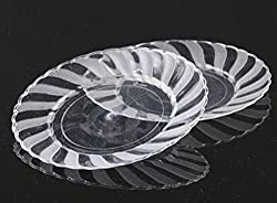 Classy Disposable Plate 6 Inch (Set of 40)