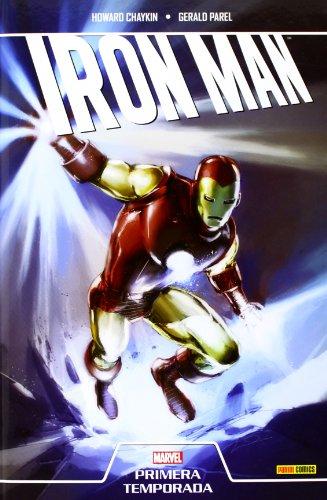 Primera temporada: Iron Man por AA.VV