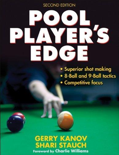 Pool Player's Edge - 2nd Edition (English Edition)