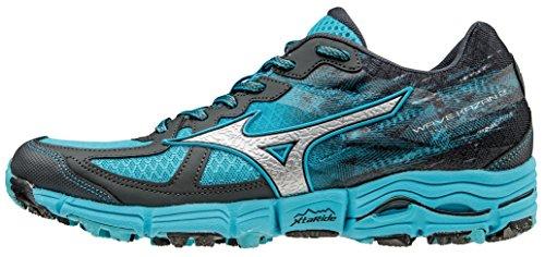 Mizuno Wave Kazan 2 Women's Scarpe Da Trail Corsa - SS16 Black