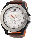 Boss Orange Herren-Armbanduhr Analog Leder 1512670