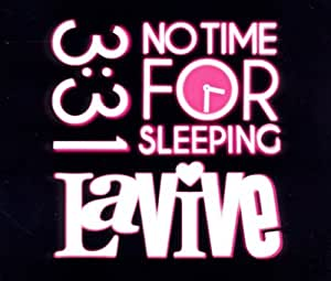 No Time for Sleeping
