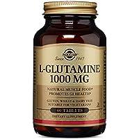 L-Glutamine 1000 MG - 60 Tabs [Packaging May Vary]