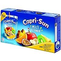 Capri-Sun Zumo Multivitaminas - Paquete de 5 x 0.2 l - Total: 1 l