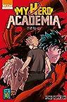My Hero Academia, tome 10 par Horikoshi