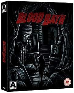 Blood Bath Blu-Ray [Region A & B] [2016]