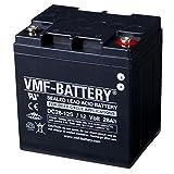 VMF Batería de ciclo profundo AGM DC28-12S, 12 V, 28 Ah