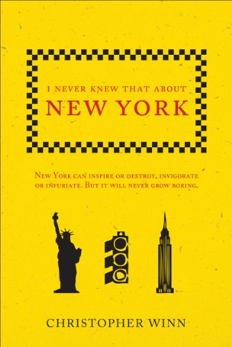 I Never Knew That About New York (English Edition) -