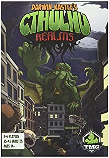 Unbekannt Tasty Minstrel Games TMG03007 - Brettspiele, Cthulhu Realms (1938146522) | Amazon price tracker / tracking, Amazon price history charts, Amazon price watches, Amazon price drop alerts