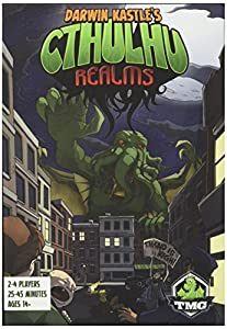 Cthulhu Realms - Card Board Game - English